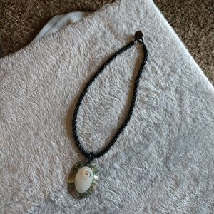 Jewelry - 3/$15 Amulet necklace NWOT